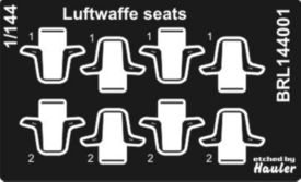 Luftwaffe seats