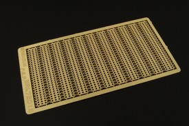 PSP Perforated steel plates