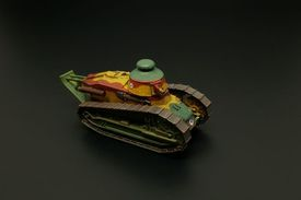 Renault FT-17 french WWI tank