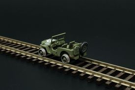 Railway Jeep (2pcs)